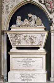Monument to Major John Andre, Westminster Abbey