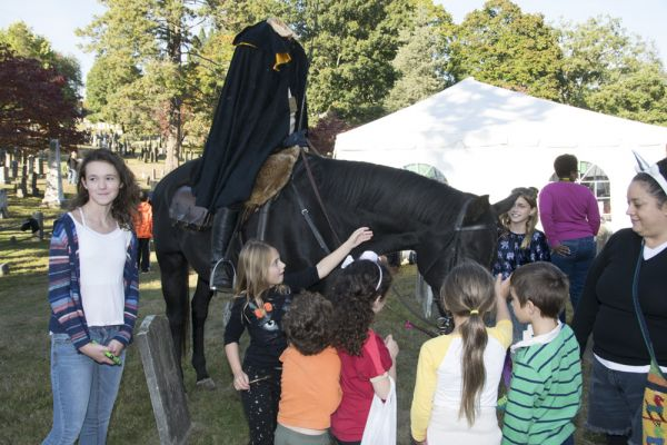 horseman-and-kids