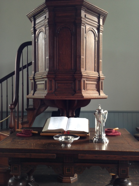 odc pulpit